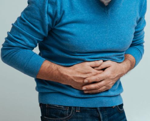 Gluten and IBD
